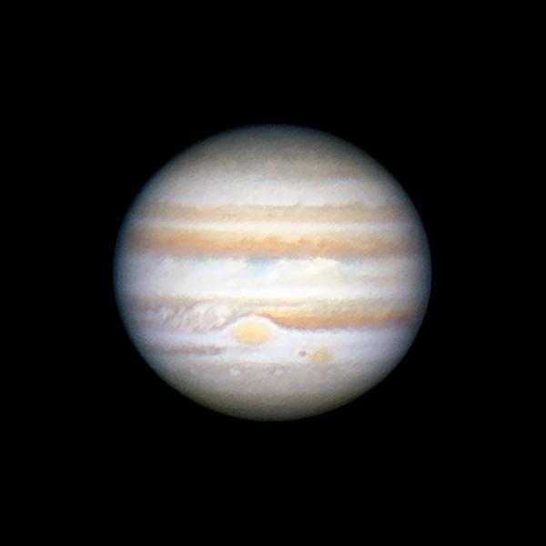 Photographing Jupiter