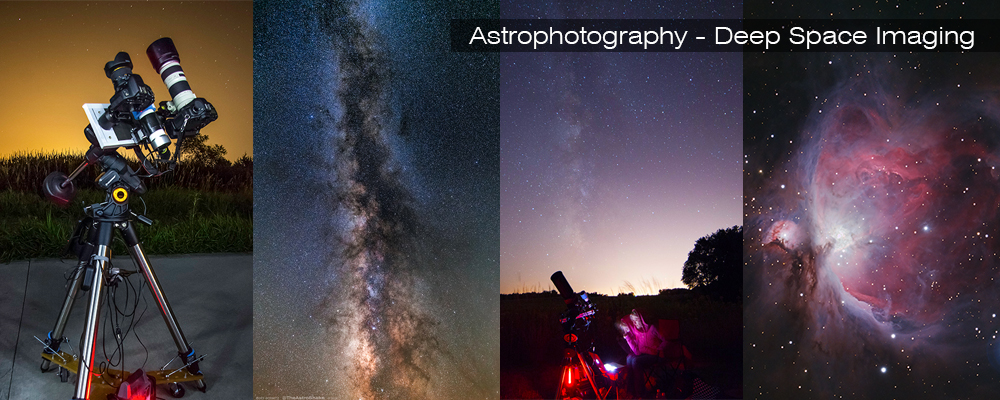deep space imaging astrophotography