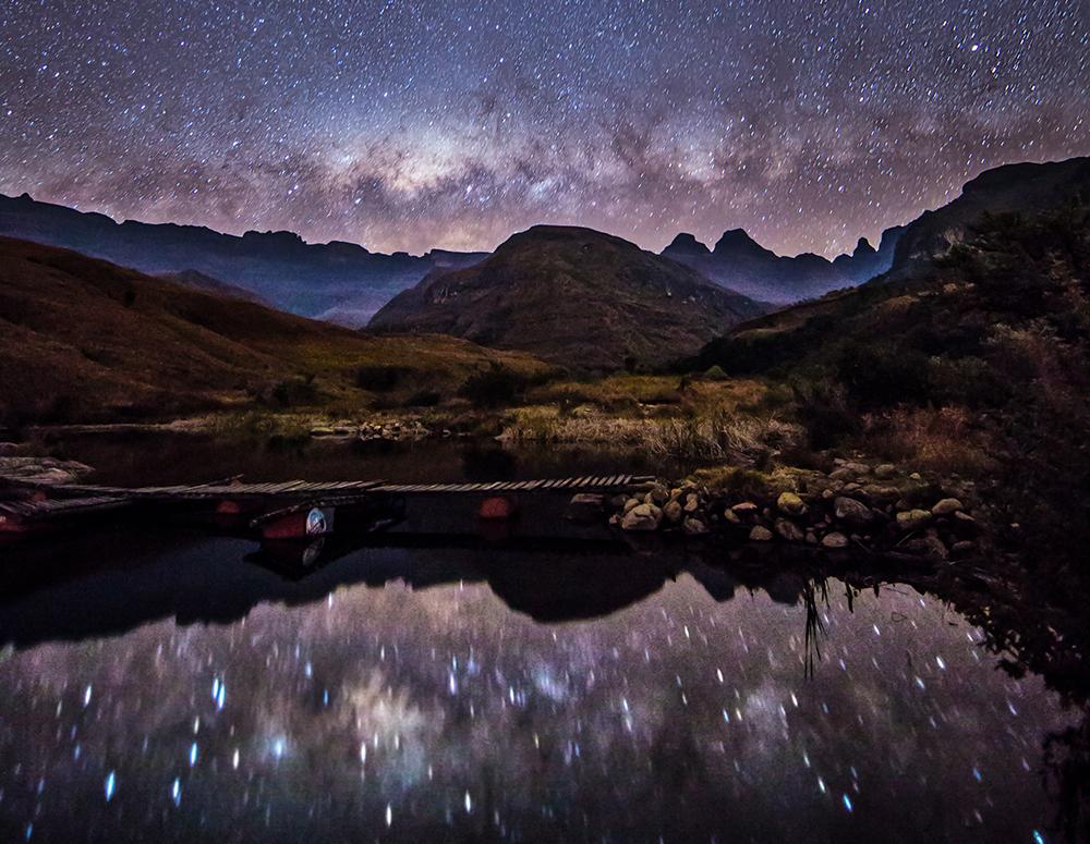 Cory Schmitz Milky Way