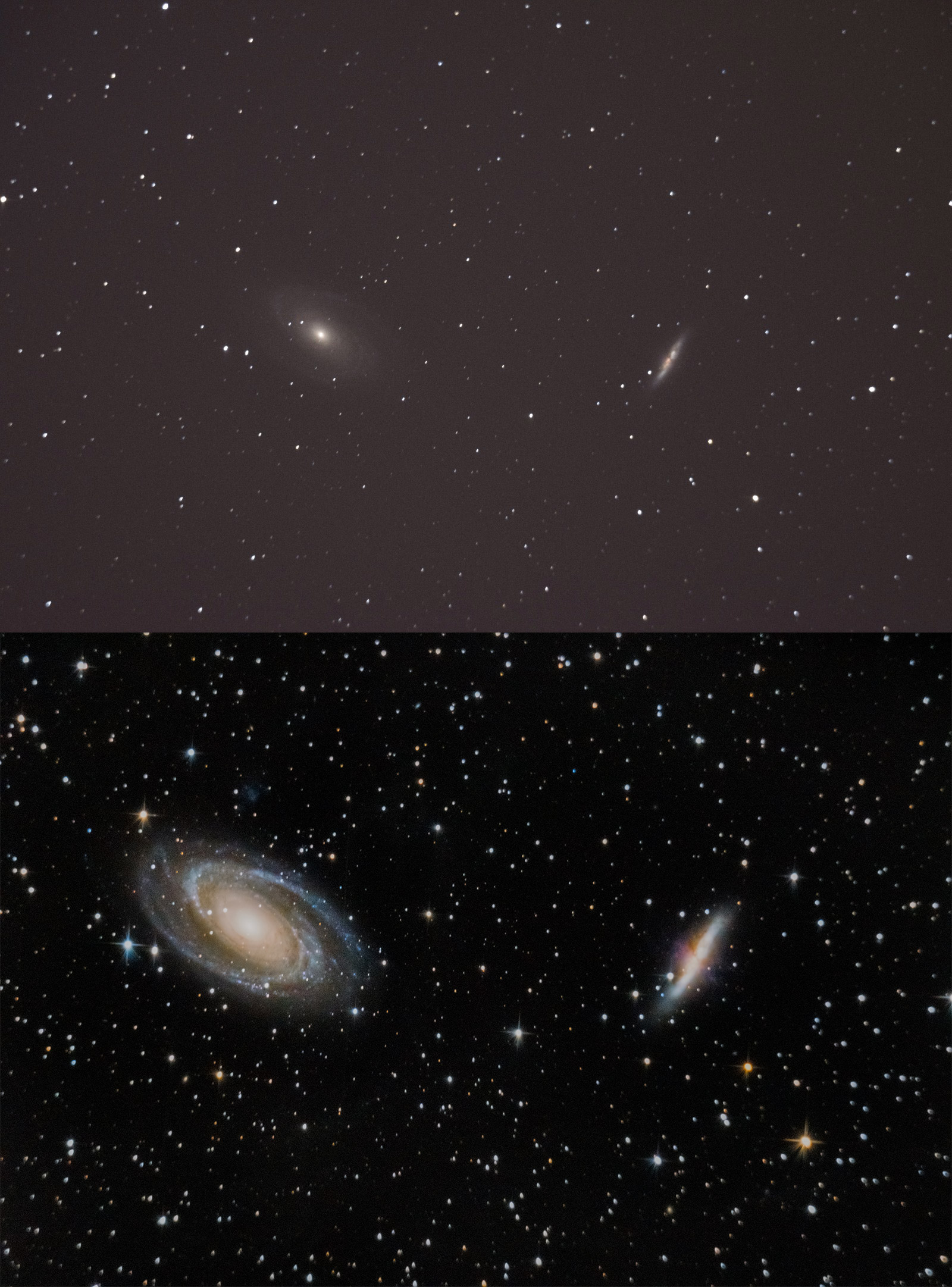 Savioz Vincent, M81 and M82