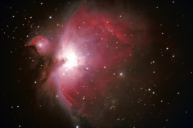 M42 with Dobsonian