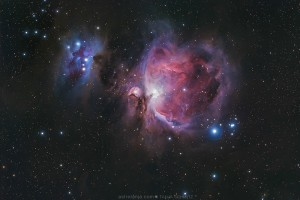 Orion Nebula M42 Astrotanja