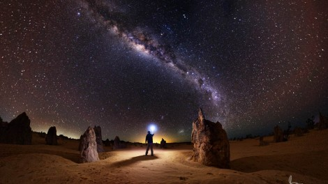 """Distant Lands"", Michael Goh (Astrophotobear)"