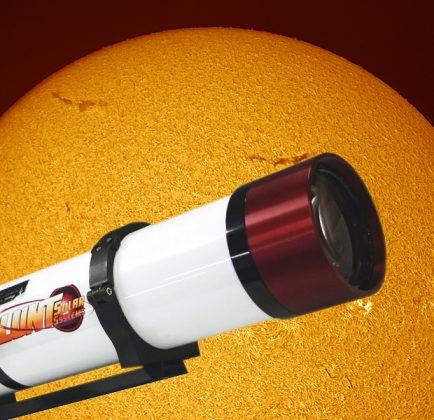 tuning a Lund solar scope