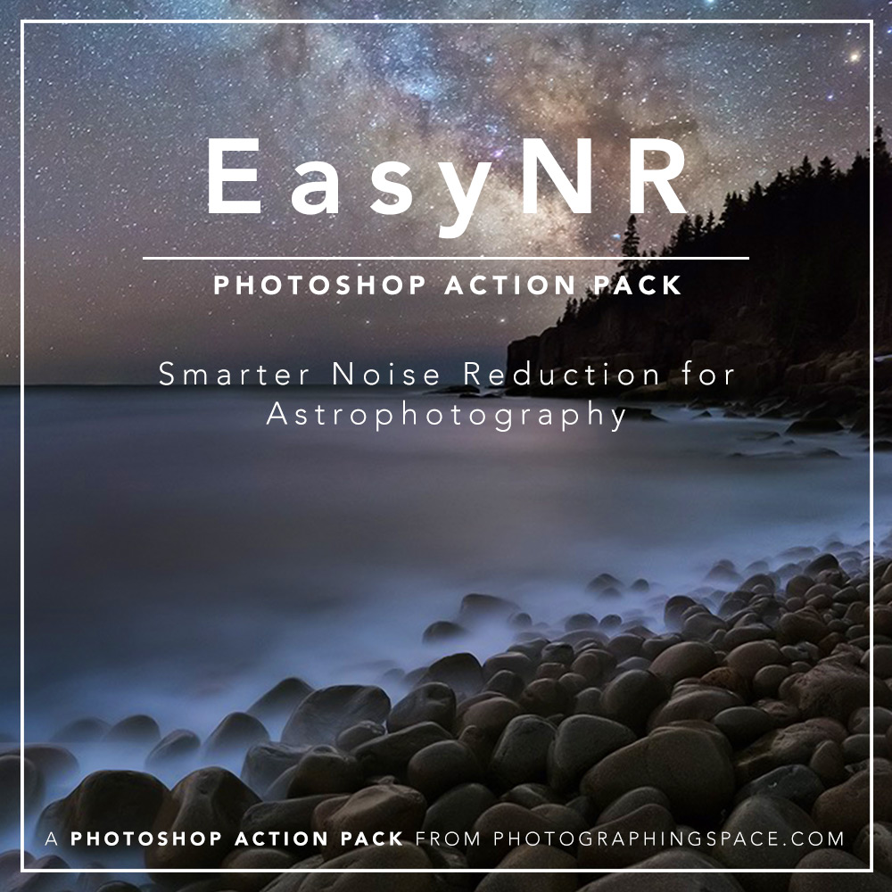 EasyNR Photoshop Action Pack • PhotographingSpace.com