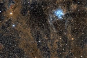 Johann Nishant dark nebula taurus