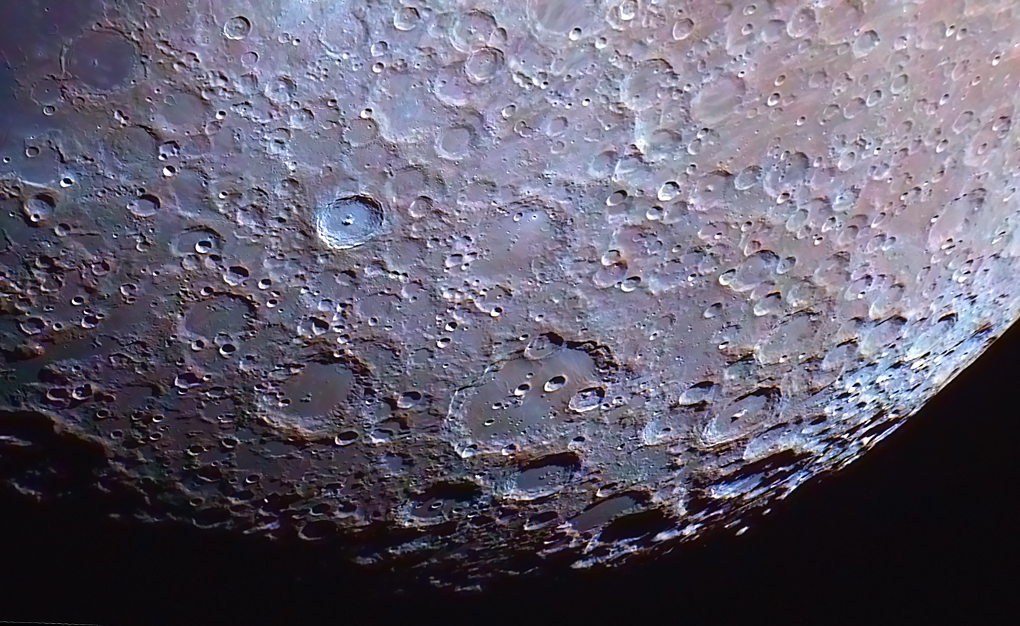 How to do Easy High-Resolution Colour Imaging of the Moon •  PhotographingSpace.com